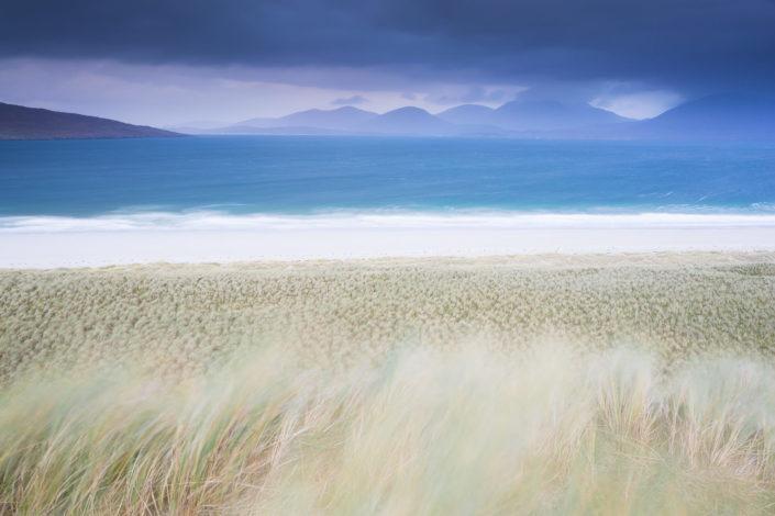 luskentyre sandy beach